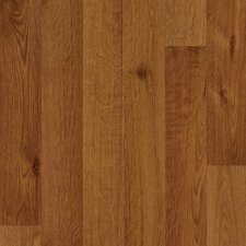 Elements Carrolton 8mm Red Oak Laminate in Cinnamon Strip