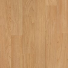 Elements Carrolton 8mm Red Oak Laminate in Natural Maple Strip