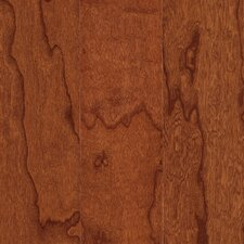 """Revival Aria 4"""" Engineered Cherry Flooring in Spice"""
