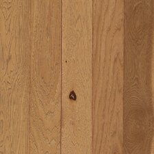 "Revival Berry Hill 2-1/4"" Solid Hickory Flooring in Golden Caramel"