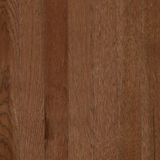 "Revival Berry Hill 2-1/4"" Solid Hickory Flooring in Thrasher Brown"