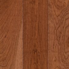 "Revival Tisdale 5"" Solid Cherry Flooring in Spice"