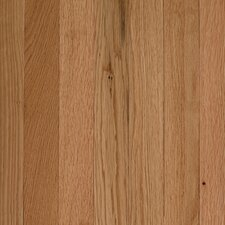 "Lineage Belle Meade 2-1/4"" Solid White Oak Flooring in Natural"