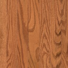 "Lineage Belle Meade 2-1/4"" Solid Oak Flooring in Butterscotch"