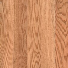 "Lineage Belle Meade 3-1/4"" Solid Red Oak Flooring in Natural"