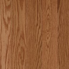 "Lineage Belle Meade 3-1/4"" Solid Oak Flooring in Golden"
