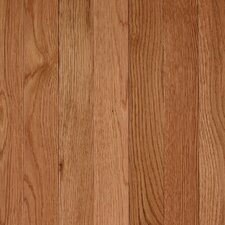 "Lineage Rivermont 2 1/4"" Solid Oak Flooring in Golden"