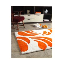 Shortwool Peach Design Rug