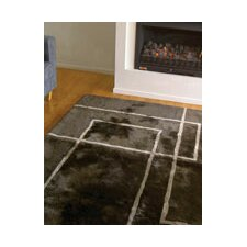 <strong>Bowron Sheepskin Rugs</strong> Shortwool Corners Design Rug