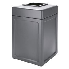 38 Gallon Square Waste Container