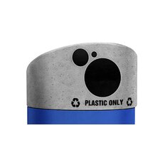 Galaxy Plastic Only Satellite Lid