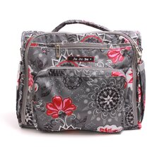 BFF Mystic Mani Convertible Messenger and Backpack Diaper Bag