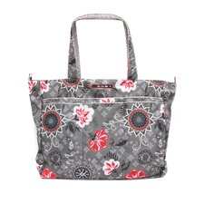 Super Be Mystic Mani Zippered Tote Diaper Bag