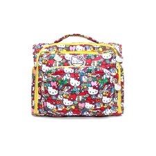 Hello Kitty Convertible Messenger Diaper Bag