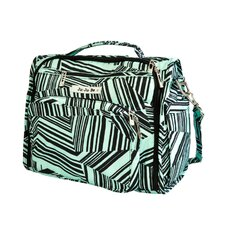 BFF Messenger / Backpack Diaper Bag in Mint Chip