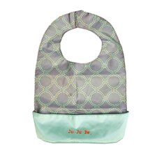 <strong>Ju Ju Be</strong> Be Neat Reversible Baby Bib in Early Sunrise