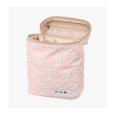 Fuel Cell Bottle and Lunch-Bag Cooler in Blush Frosting