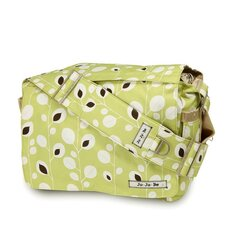 Be All Messenger Diaper Bag in Morning Vines