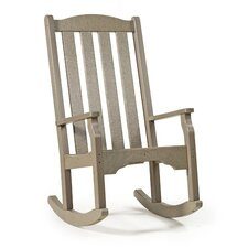 Quest High Back Rocker Chair