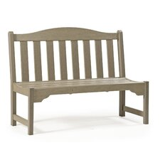 Quest Plastic Garden Bench