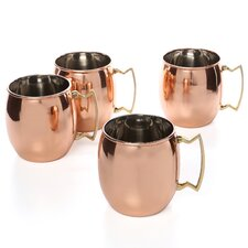 16 oz. Moscow Mule Mug (Set of 4)