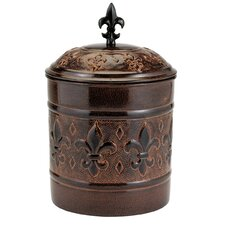 Versailles Cookie Decorative Jar with Fresh Seal Cover