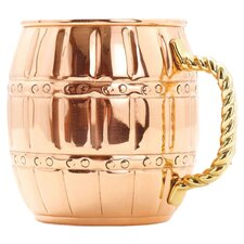 Moscow Barrel Mule Mug WB (Set of 4)