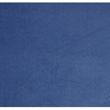 <strong>Prestige Furnishings</strong> Suede Lapis Blue Futon Cover