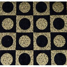 Orbit Black Pillow Sham