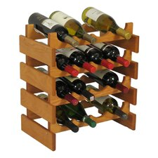 Dakota 16 Bottle Wine Rack