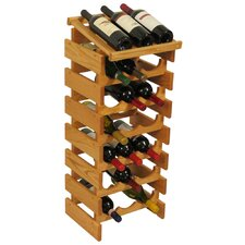 Dakota 21 Bottle Wine Rack