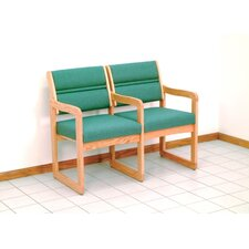 Valley Two Seat Guest Chair
