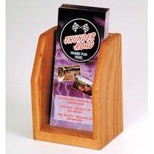 Countertop 1 Pocket Brochure Display