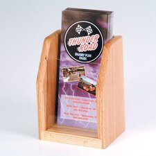 Countertop 1 Pocket Brochure Display