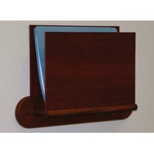 Open End Single Chart Holder - HIPPAA Compliant