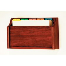 Single Pocket Square Bottom Legal Size File Holder