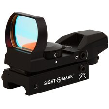 Sure Shot Reflex Sight with Dove Tail in Black