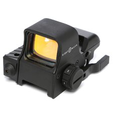 Ultra Shot Pro Spec Reflex Sight with Red Laser with Quick Detach in Black