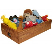 <strong>Dynamic Accents</strong> Pet Toy Box in Cedar