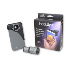 HookUpz 7x18 Monocular with Samsung Galaxy S4 Adapter