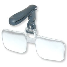 VisorMag Clip-On Magnifier Lenses for Hats