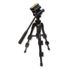 "Triforce Series 3 Way Pan Head 20.7"" Tripod"