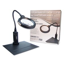 <strong>Carson</strong> MagniFlex Pro LED Lighted Magnifier