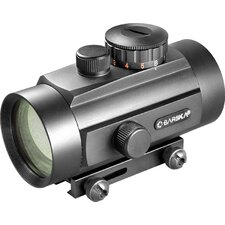40mm DC Riflescope, Dual-Color Reticle, Dual-Size Mounts