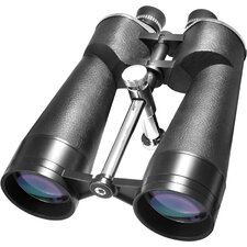 <strong>Barska</strong> 20x80 WP Cosmos Binoculars, Porro, Bak-4, MC, Green Lens, with Premium Carry Case