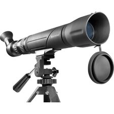 15-45x50 Spotter SV Spotting Scopes, Angled and Rotatable, Roof, Blue Lens, with Tripod and Soft Case