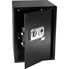 Large Biometric Keypad Safe