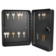 36 Position Key Safe with Combination Lock