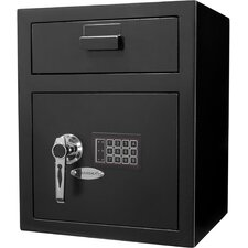 <strong>Barska</strong> Keypad Lock Large Depository Safe