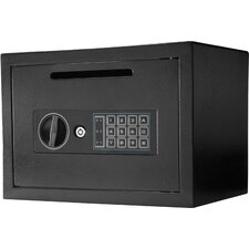 Compact Keypad Lock Depository Safe